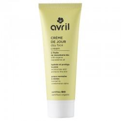 Avril Beauté Crème de jour Peaux Normales et Mixtes Certifiée Bio 50ml