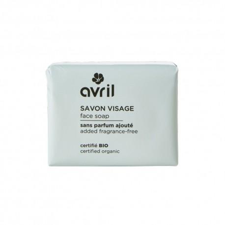 Avril Savon Visage Bio 100g
