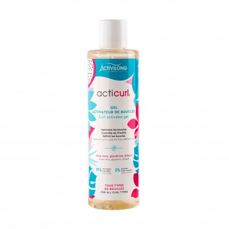 Activilong Acticurl Gel Activateur de Boucles