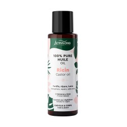 Activilong Huile De Ricin 100% Pure