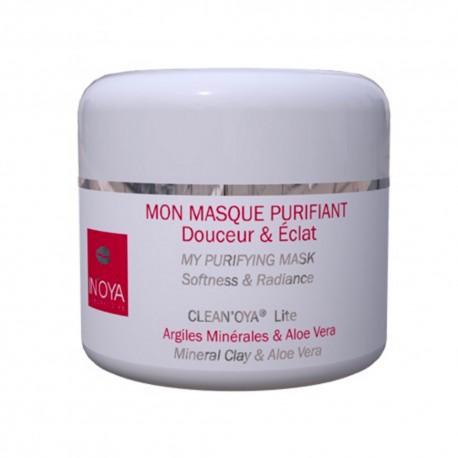 In'oya Clean'oya Mon Masque Purifiant Douceur Et Éclat 75 ml