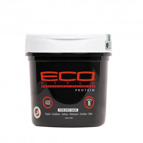 Eco Styler Protein Gel Coiffant Pour Cheveux Secs