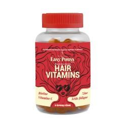 Easy Pouss Hair Vitamins Gummies Pour La Pousse Des Cheveux