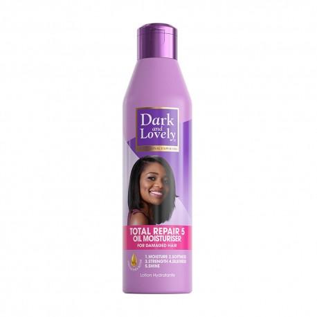 Dark and Lovely total repair 5 lotion hydratante pour cheveux endommagés 500 ml