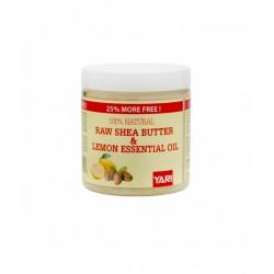 Yari beurre de karité et huile essentielle de citron 250 ml