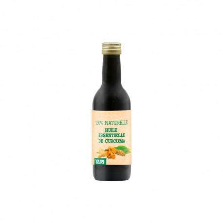 Yari huile de curcuma 100% naturelle 250 ml