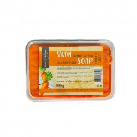 Secret d'Afrique savon carotte 685 g