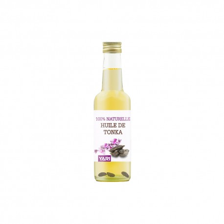 Yari huile de tonka 100% naturelle 250 ml