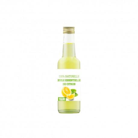 Yari huile de citron 100% naturelle 250 ml