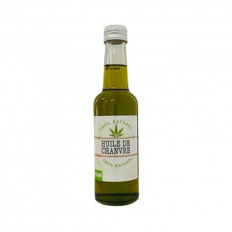 Yari huile de chanvre 100% naturelle 250 ml