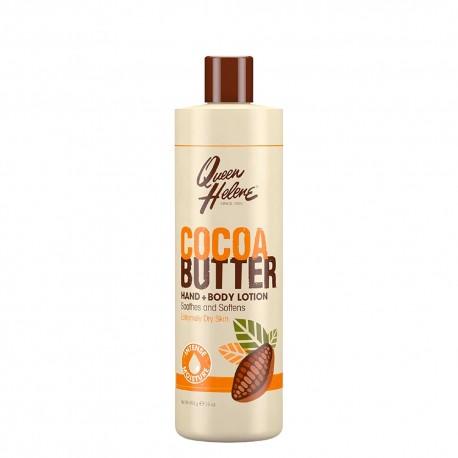 Queen Helene lait corps et mains au beurre de cacao 454 g