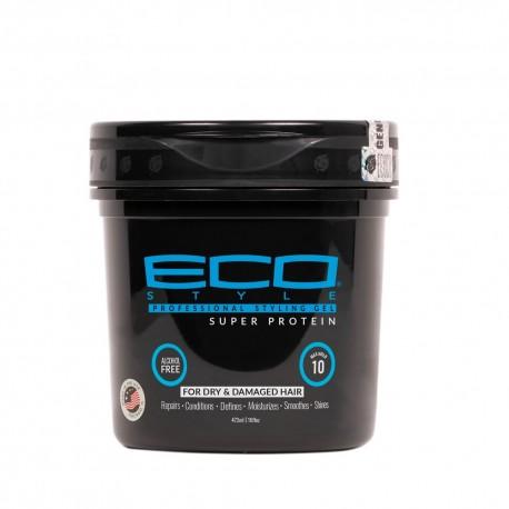 Eco Styler super protein gel coiffant cheveux secs et endommagés 473 ml