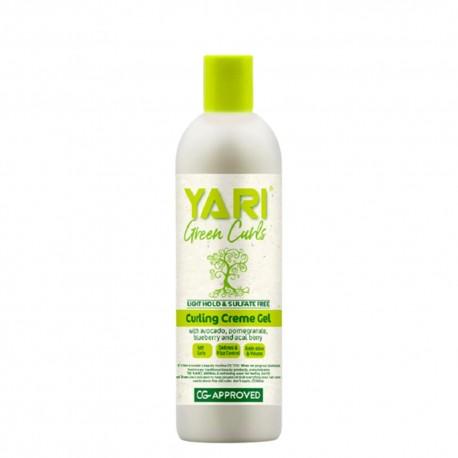 Yari green curls gel définition boucles 355 ml