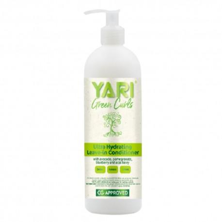 Yari green curls leave-in conditioner ultra hydratant 500 ml
