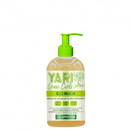 Yari green curls gelée définition boucles 384 ml