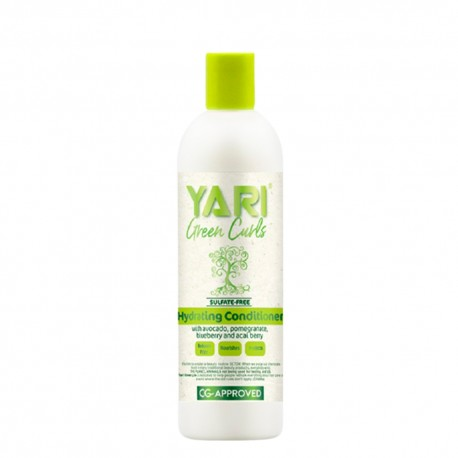 Yari green curls après-shampoing hydratant 355 ml
