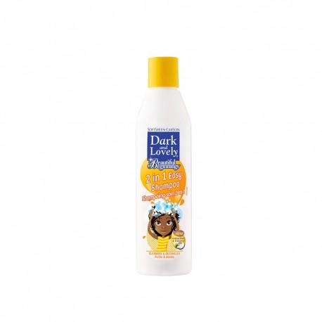 Dark and Lovely beautiful beginnings shampoing 2 en 1 250 ml