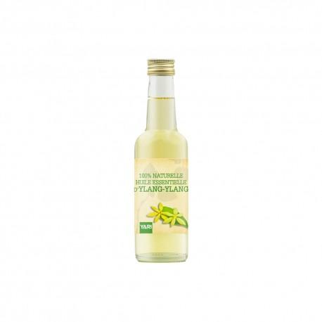 Yari huile d'ylang-ylang 100% naturelle 250 ml