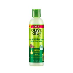 ORS olive oil incredibly rich oil moisturizing hair lotion - lotion hydratante 251 ml