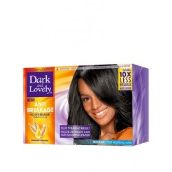 DARK AND LOVELY - Kit Défrisant Anti-casse sans Soudre