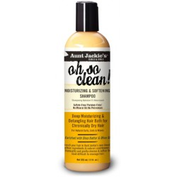 Aunt Jackie's Oh So Clean - Shampoing hydratant et adoucissant