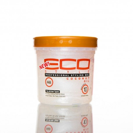 Eco Styler Coconut Oil - Gel Coiffant