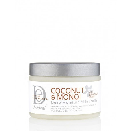 Design Essentials Coconut & Monoi Deep Moisture Milk Soufflé