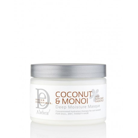 Design Essentials Coconut & Monoi Deep Moisture Masque