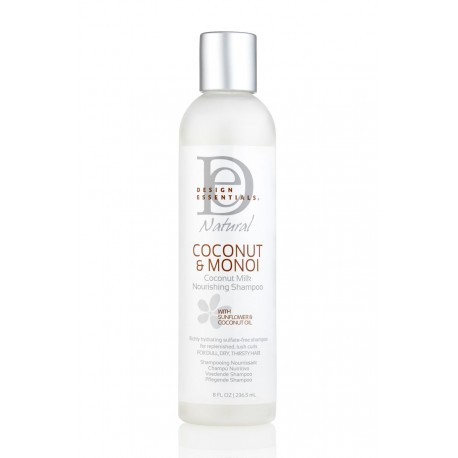 Design Essentials Coconut & Monoi Nourishing Shampoo