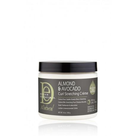 Design Essentials Almond & Avocado Curl Stretching Cream