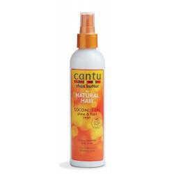 Cantu Natural Hair Coconut Oil Shine & Hold Mist - Spray Hydratant