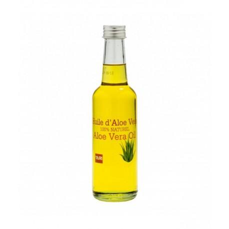 Yari Huile d'Aloe Vera 100% Naturelle