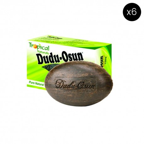 Pack de 6 Tropical Naturals Dudu-Osun