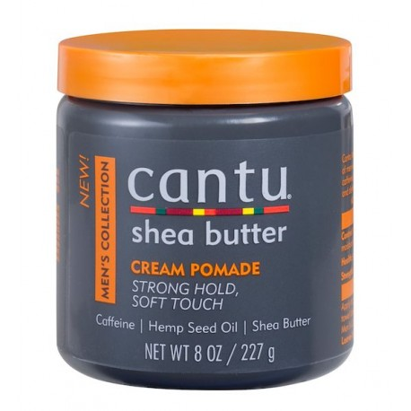 Cantu Men's Collection Cream Pomade - Crème Coiffante Homme