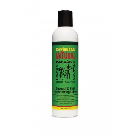 Caribbean Natural Coconut & Shea Moisturizing Lotion - Lotion Hydratante