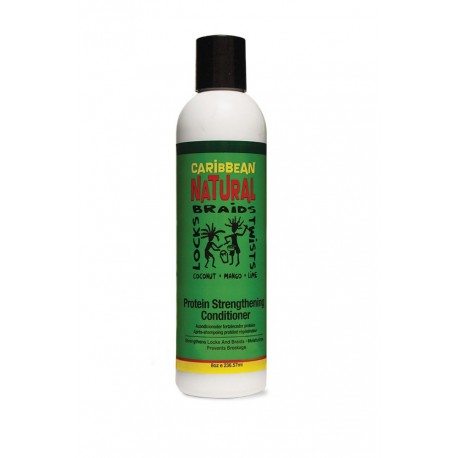 Caribbean Natural Protein Strengthening Conditioner - Après-Shampoing Protéiné