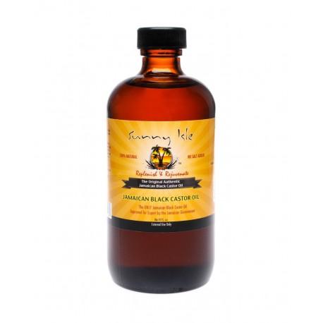 Sunny Isle Jamaican Black Castor Oil - Huile de Ricin Noir de JamaÏque
