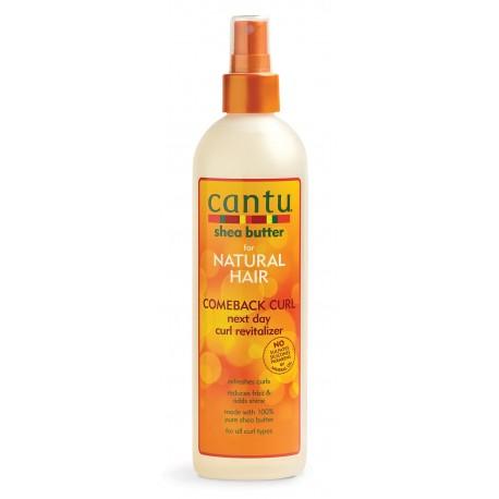 Cantu Natural Hair Comeback Curl - Spray Revitalisant Boucles