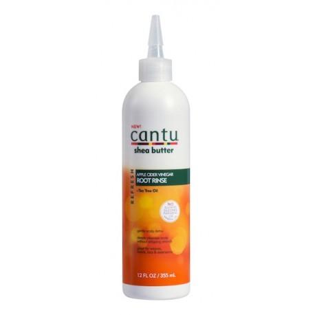 Cantu Refresh Root Rinse - Soin Nettoyant Détox Cheveux et Cuir Chevelu