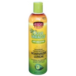 African Pride Olive Miracle Moisturizer Lotion