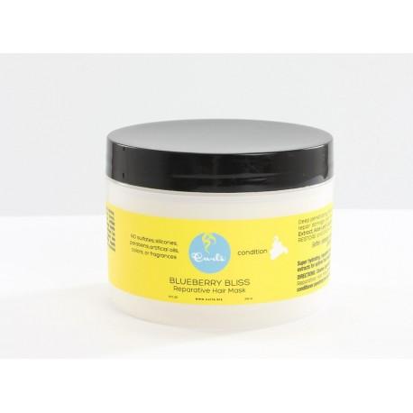 Curls Blueberry Bliss Reparative Hair Mask - Masque Réparateur