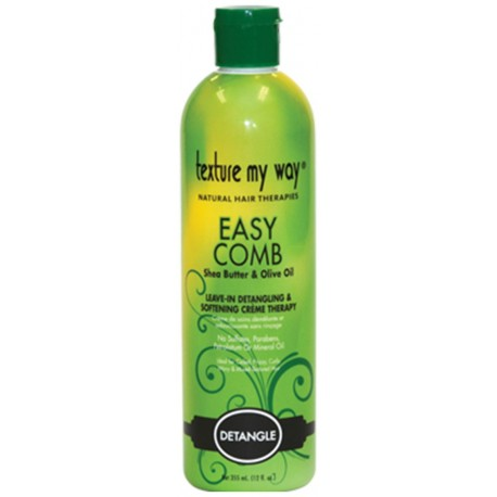 Texture My Way Easy Comb - Crème Leave-in Démêlante
