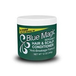 Blue Magic Bergamot Hair & Scalp Conditioner - Pommade à la Bergamote