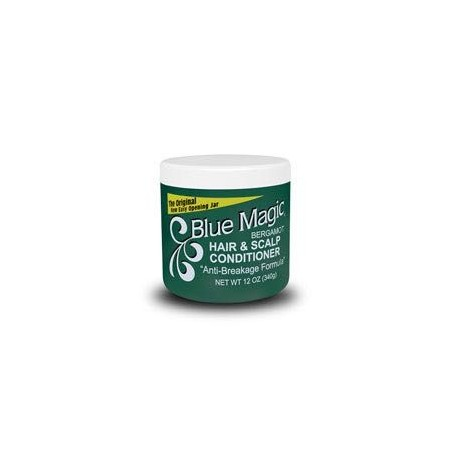 Blue Magic Bergamot Hair & Scalp Conditioner - Pommade à la Bergamote