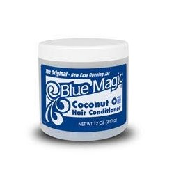 Blue Magic Coconut Oil Hair Conditioner - Pommade Revitalisante