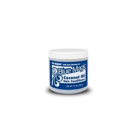 Blue Magic Coconut Oil Hair Conditioner - Pommade Revitalisante