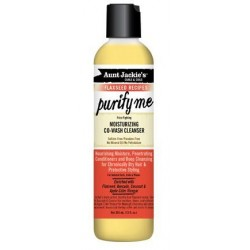 Aunt Jackie's Purify Me Moisturizing Co-Wash Cleanser - Nettoyant hydratant co-wash