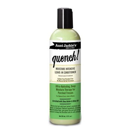 Aunt Jackie's Quench Leave-in Conditioner