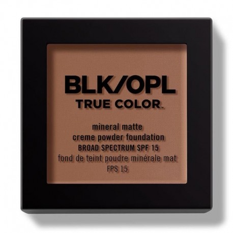 Black Opal True Color Mineral Matte Crème Powder Foundation 240 Heavenly Honey - Fond de Teint Poudre Minérale Mat FPS 15