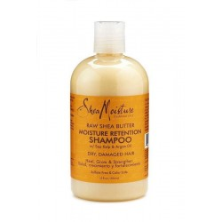 Shea Moisture Raw Shea Butter Moisture Retention Shampoo - Shampoing
